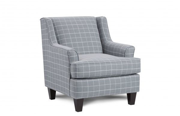 Picture of STERLINGTON BLUE ACCENT CHAIR