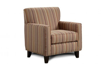 Picture of SILVESTER FIRESIDE ACCENT CHAIR