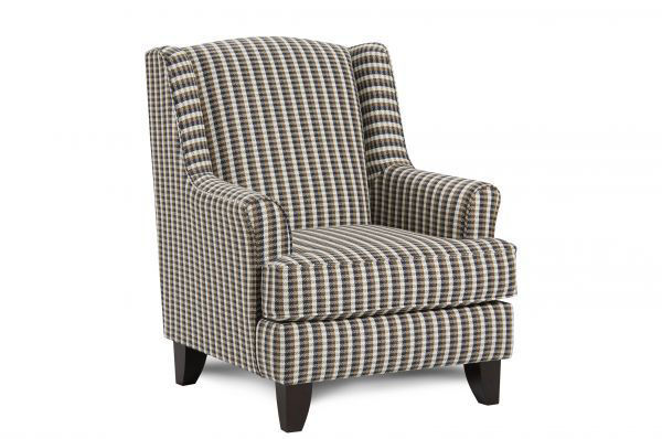 Picture of CHELSEA INDIGO ACCENT CHAIR
