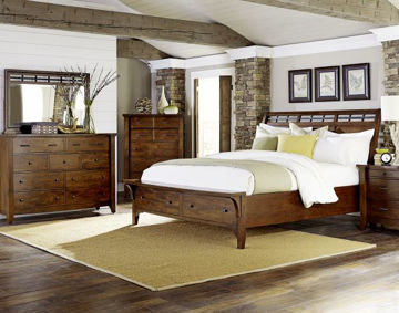 Picture of WHISTLER KING BED