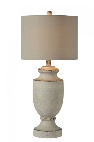 Picture of BARB TABLE LAMP