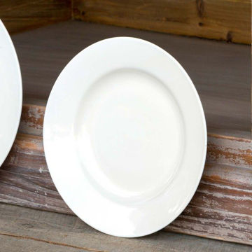 Picture of CREAMWARE DINNER PLATE, 10.5""
