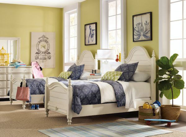 Picture of SANDCASTLE TWIN BED