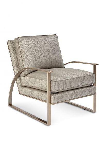 Picture of BEDFORD CRYSTAL ACCENT CHAIR