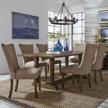 Picture of HAVENBROOK DINING TABLE & CHAIR GROUP