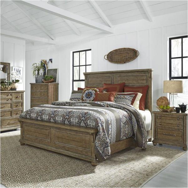 Picture of HARVEST HOME KING BEDROOM GROUP
