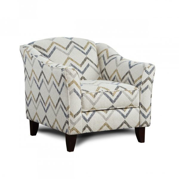 Picture of PUMPHOUSE MARINE ACCENT CHAIR