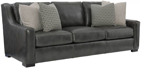 Picture of GERMAIN LEATHER SOFA