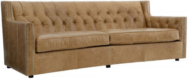 Picture of CANDACE LEATHER SOFA