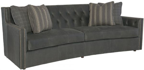 Picture of CANDICE LEATHER SOFA