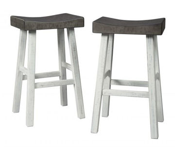 Picture of GLOSCO TWO-TONE BARSTOOL