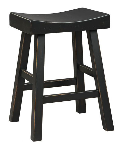 Picture of GLOSCO BLACK COUNTER STOOL