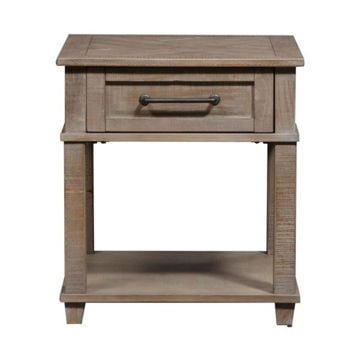 Picture of PARKLAND FALLS RECTANGULAR END TABLE
