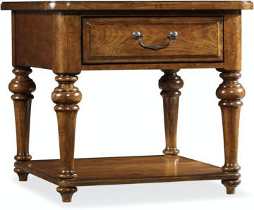 Picture of TYNECASTLE LAMP TABLE