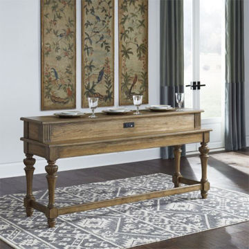Picture of HAVEN HALL CONSOLE BAR TABLE