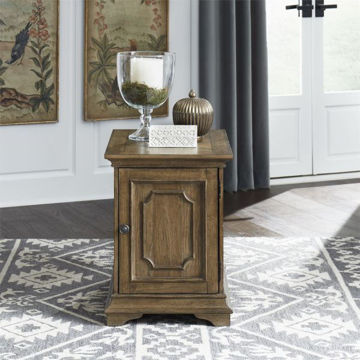 Picture of HAVEN HALL CHAIRSIDE TABLE