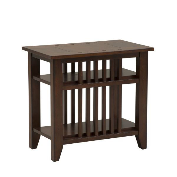 Picture of PRAIRIE HILLS CHAIRSIDE TABLE