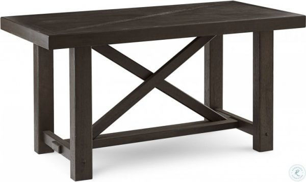 Picture of BARRELL RECTANGLE TABLE & CHAIR GROUP