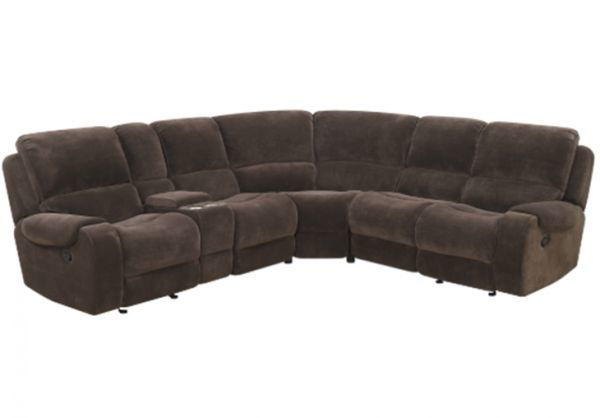 Picture of LUBBOCK RECLINING SECTIONAL