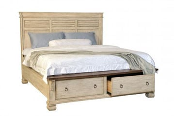 Picture of BELMONT KING STORAGE BED