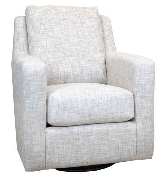 Picture of DIVA SWIVEL GLIDER CHAIR