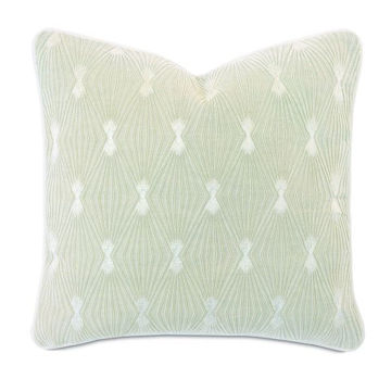 Picture of PALISADES EMBROIDERED DECORATIVE PILLOW