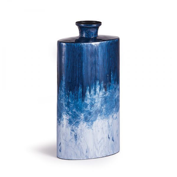 Picture of AZUL SMALL OVAL VASE