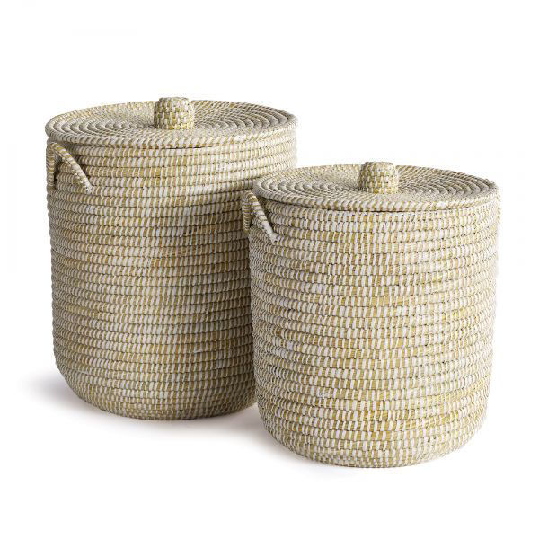 Picture of RIVERGRASS HAMPER BASKET SET