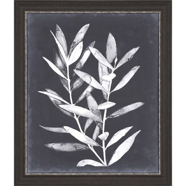 Picture of MIDNIGHT LEAVES II