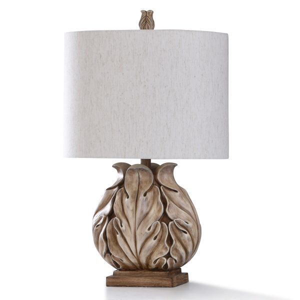 Picture of CLEOBURY BEIGE TABLE LAMP