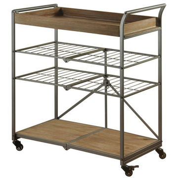 Picture of FOLDING UTILITY CART