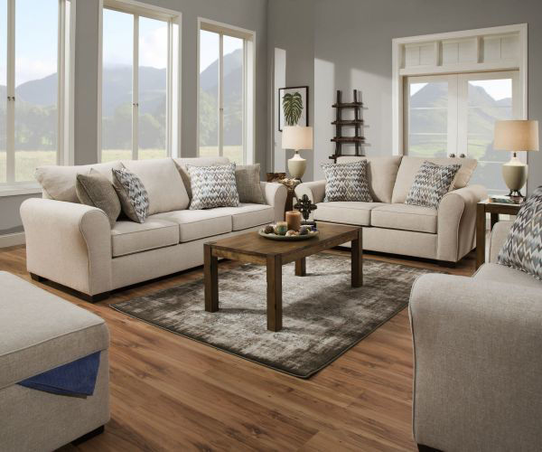 Picture of BOSTON LINEN SOFA & LOVESEAT GROUP