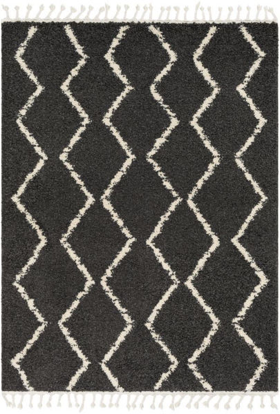"Picture of BERBER SHAG RUG 7'10"" X 10'2"""