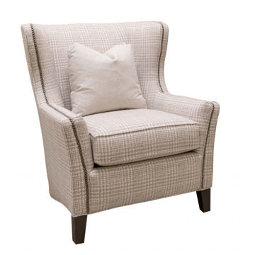 Picture of WINGBACK ACCENT CHAIR