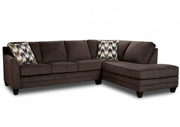 Picture of ZENA MINK SECTIONAL