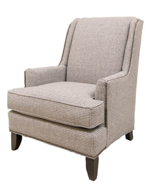 Picture of HOUNDSTOOTH ACCENT CHAIR