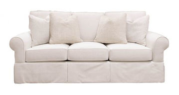 Picture of ROLLED ARM CORNERSTONE SOFA