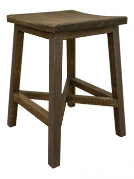 Picture of LOFT BROWN COUNTER STOOL
