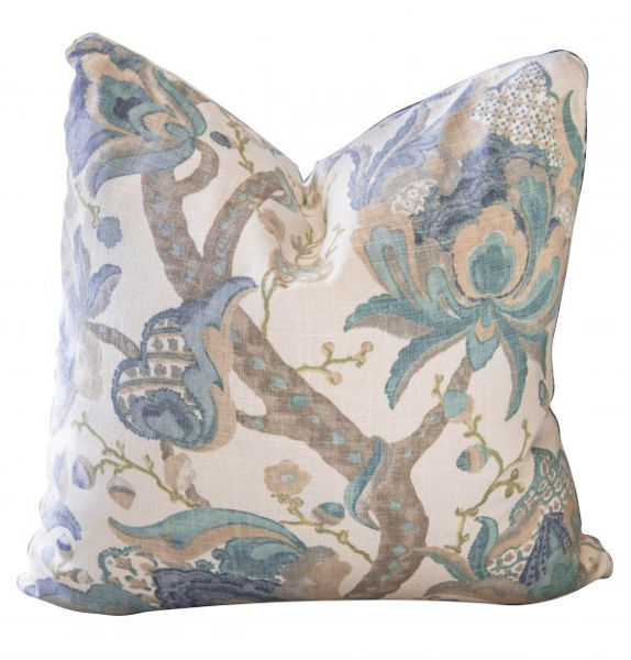 Picture of BOTANICAL ACCENT PILLOW