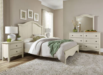 Picture of CASUAL RETREAT KING BED