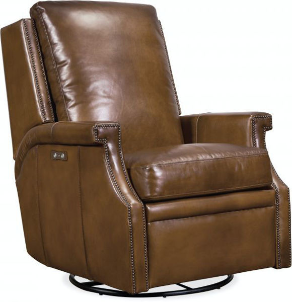Picture of COLLIN POWER SWIVEL RECLINER