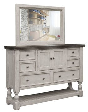 Picture of STONE  DRAWER DRESSER
