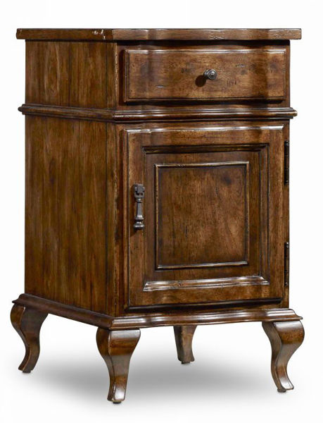Picture of ARCHIVIST CHAIRSIDE CHEST