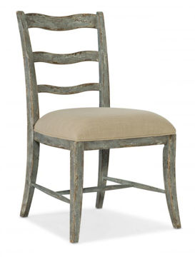 Picture of ALFRESCO LA RIVA SIDE CHAIR