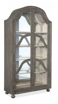 Picture of ALFRESCO COSTA DISPLAY CABINET
