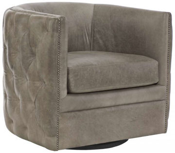 Picture of PALAZZO SWIVEL CHAIR