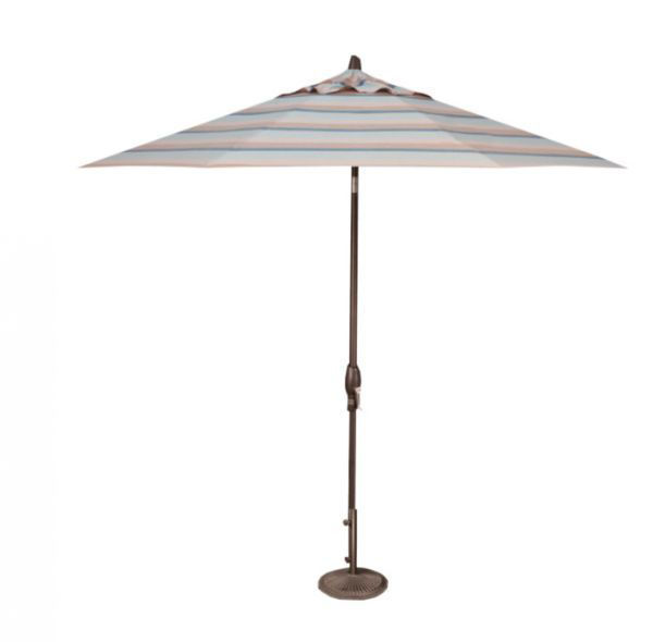 Picture of GATEWAY MIST STRIPE UMBRELLA