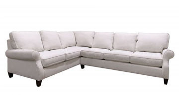 Picture of BASSETT DAVENPORT SECTIONAL
