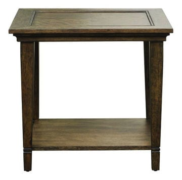 Picture of BASSETT LEWISTON END TABLE