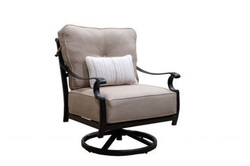 Picture of MONTEREY CUSHIONED LOUNGE SWIVEL ROCKER